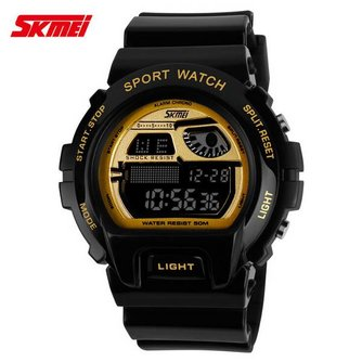 Horloge Sport In Vier Kleuren