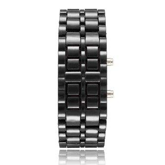 Plastic Led Horloges