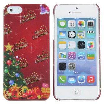 Hardcase Kerst Voor iPhone 5 & 5S