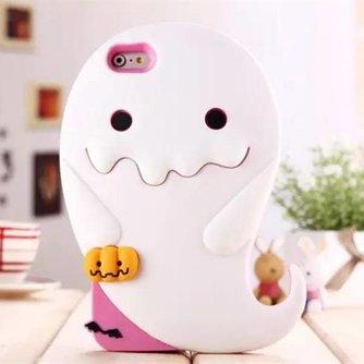 3D Telefoonhoesjes met Spookdesign voor iPhone 5 & 5S