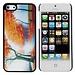 Telefoonhoesje voor iPhone 5 met Herfstdesign