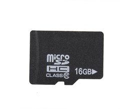 Micro SD 16GB Geheugenkaart