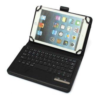 Hoesje met Toetsenbord voor 7/8 Inch Tablet
