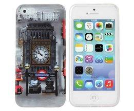 Telefoonhoesjes voor iPhone 5 & 5S met London Design