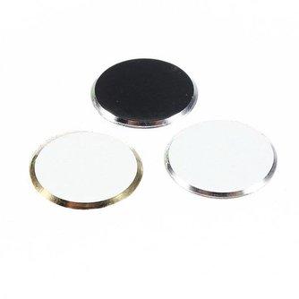 Metalen Stickers voor Iphone 5 & 5S Home-knop