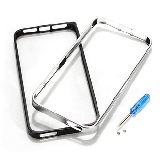 Ultra Dunne Bumper Voor iPhone 5 & 5S