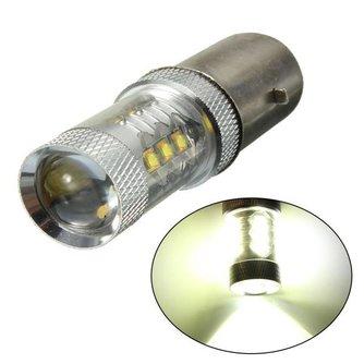 H6 16 Cree LED Lamp 80W Wit