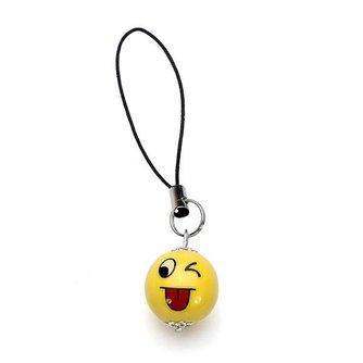 Smiley Sleutelhanger