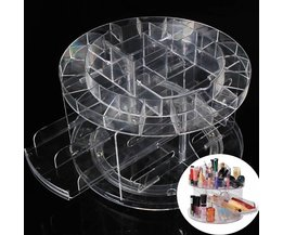 Make Up Organizer Acryl Roterend