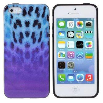 Luipaard Hoesje Voor iPhone 5 & 5S
