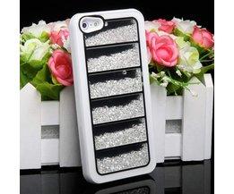 Hoes Voor iPhone 5 & 5S Met Diamantjes