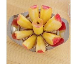 Handige Appelschiller van Roestvrij Staal