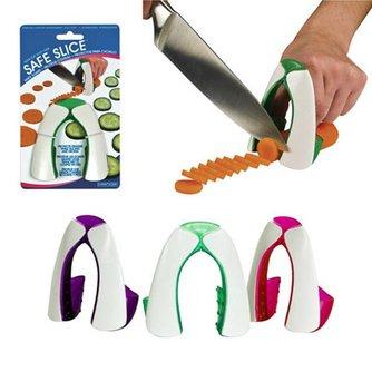 Vingerbeschermer Keuken voor Veilig Snijden