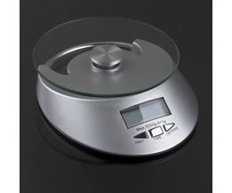 Keukenweegschaal Elektronisch
