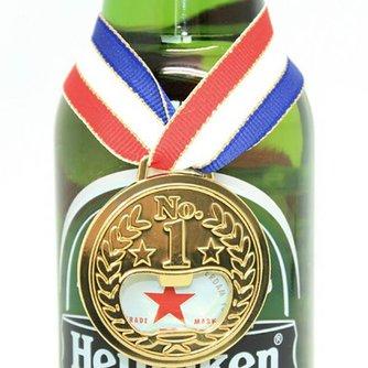 Bieropener Medaille