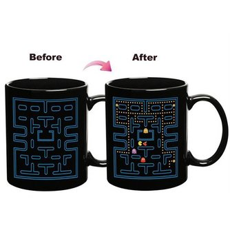 Veranderende Pacman Mok