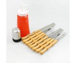 Barbecue Servies Set