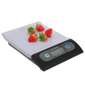 Digitale Weegschaal voor in de Keuken