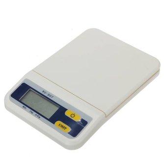 Keukenweegschaal Digitaal Tot 2kg
