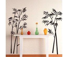 Muursticker Bamboo