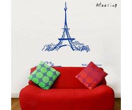 Eiffeltoren Muursticker