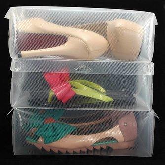 Plastic Opbergdoos Schoenen