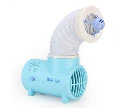 Muggen Ventilator Met USB-poort