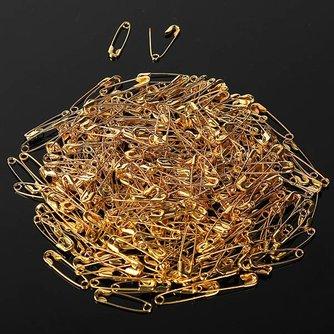 Veiligheidsspelden Kopen Goud 300Stuks