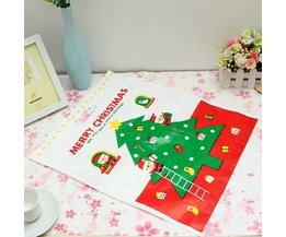 50 Cadeau Tasjes Kerst