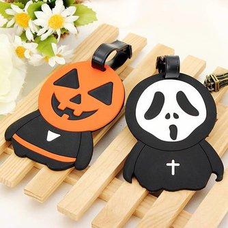 Bagagelabel Halloween
