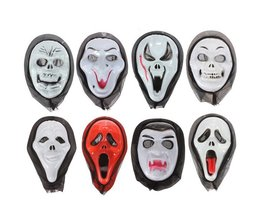 8 Stijlen Maskers Halloween