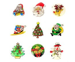 Kerst Broches