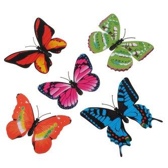 Kunst Vlinders 3D