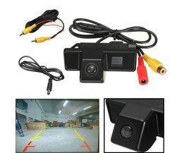 Achteruitrijcamera CCD voor Mercedes Benz Vito en Viano