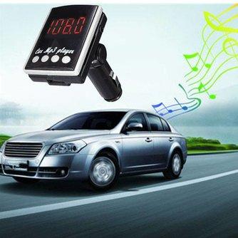 Autoradio Met MP3 Speler