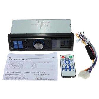 MP3 Speler Met AUX, USB En SD