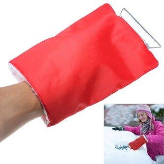 IJskrabber Met Handschoen
