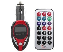 Autoradio Met USB En FM-ontvanger