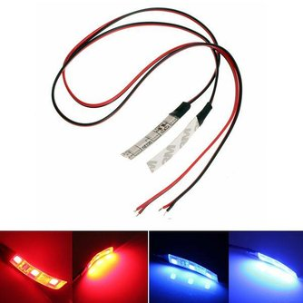 LED Strips Voor Je Motor