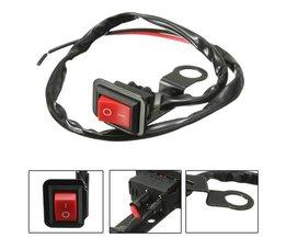 Lichtschakelaar voor Koplamp Motor, ATV Quad, Elektrische Auto