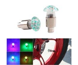 Ventiel Lichtjes LED