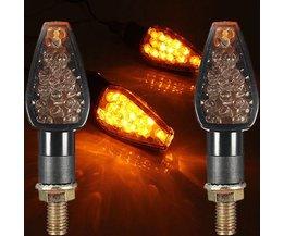 LED Richtingaanwijzer Motor