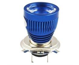 Motor LED Komplamp