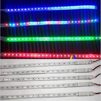 LED Versiering Voor Motor