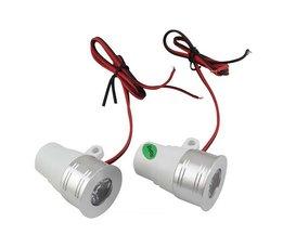 LED Verlichting 12V voor de Motor en Elektrische Auto