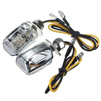 Knipperlichten Motor