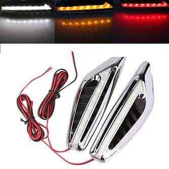 LED-knipperlichten Twee Stuks