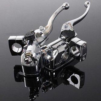 Remhendel Motor, Links & Rechts