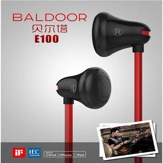 Baldoor Oortjes In-ear E100