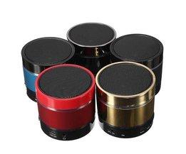 Draadloze Speakers Bluetooth S09 met SD-kaart Poort